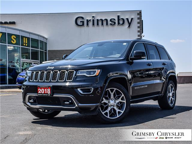 2018 Jeep Grand Cherokee Limited (Stk: U5156) in Grimsby - Image 1 of 30