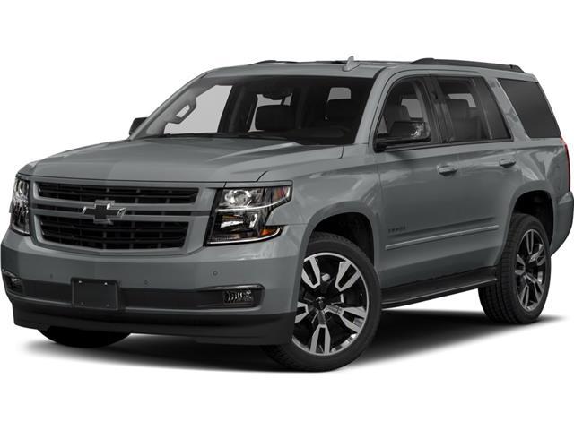 2019 Chevrolet Tahoe Premier (Stk: P21-141) in Edson - Image 1 of 1