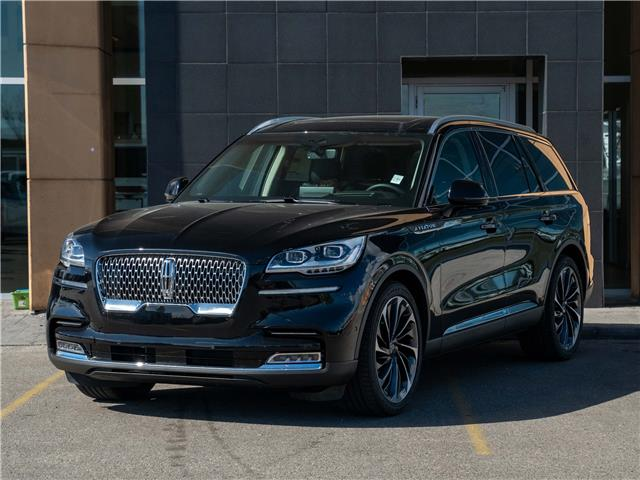 2021 Lincoln Aviator Reserve (Stk: M-625) in Calgary - Image 1 of 7