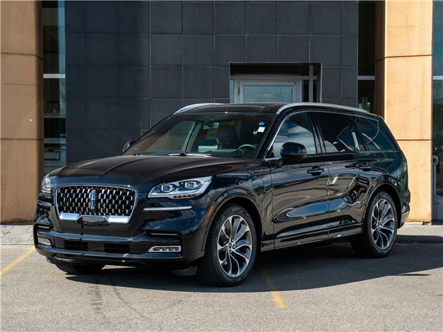 2021 Lincoln Aviator Grand Touring (Stk: M-1120) in Calgary - Image 1 of 7