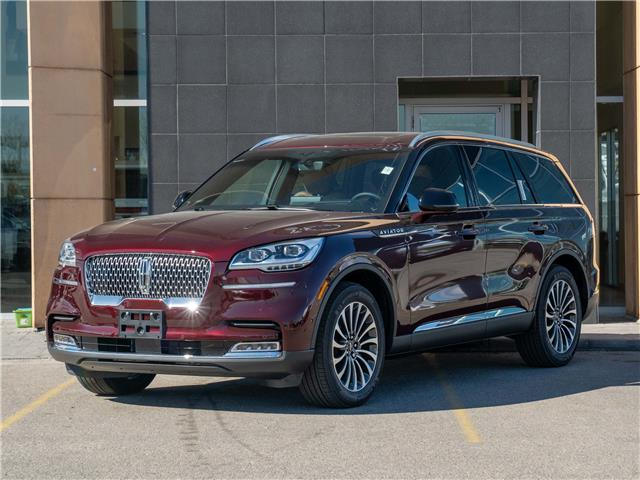 2021 Lincoln Aviator Reserve (Stk: M-1479) in Calgary - Image 1 of 7