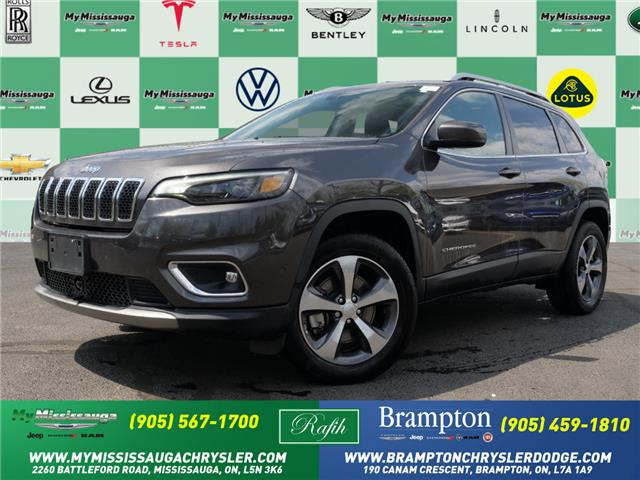 2019 Jeep Cherokee Limited (Stk: 21091A) in Mississauga - Image 1 of 27