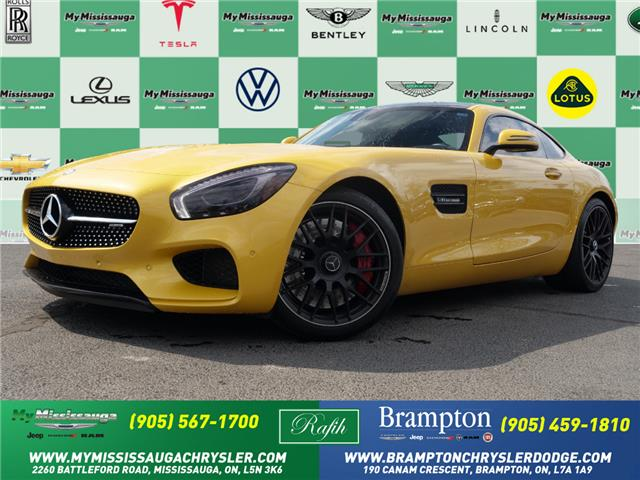 2017 Mercedes-Benz AMG GT S (Stk: 1477A) in Mississauga - Image 1 of 28