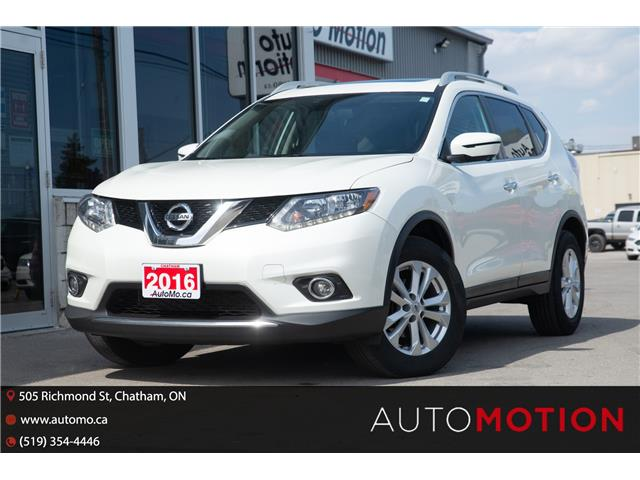 2016 Nissan Rogue  (Stk: 21817) in Chatham - Image 1 of 27