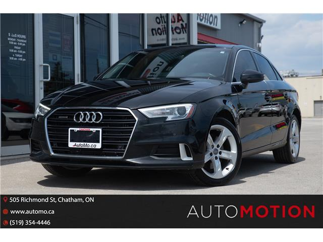 2017 Audi A3 2.0T Komfort (Stk: 21788) in Chatham - Image 1 of 26