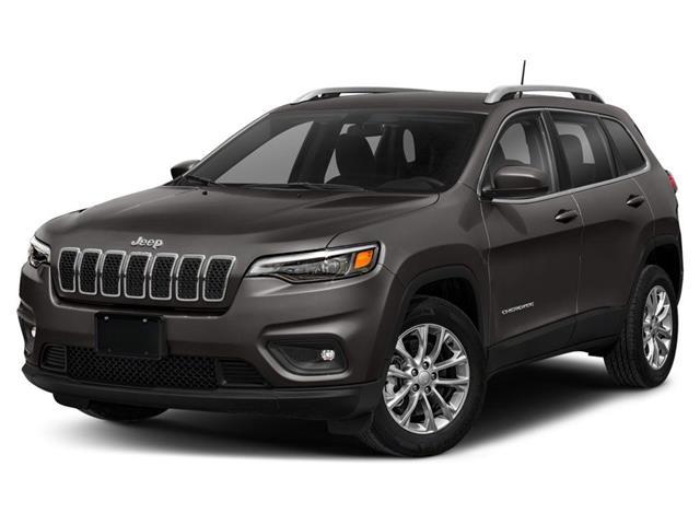 2021 Jeep Cherokee North (Stk: ) in OTTAWA - Image 1 of 9