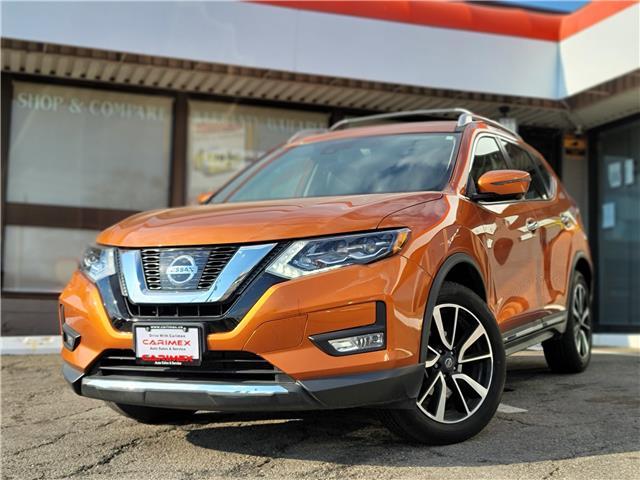 2017 Nissan Rogue SL Platinum (Stk: 2105159) in Waterloo - Image 1 of 26