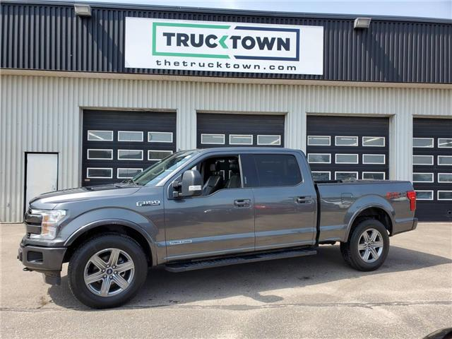 2018 Ford F-150  (Stk: T0395) in Smiths Falls - Image 1 of 28