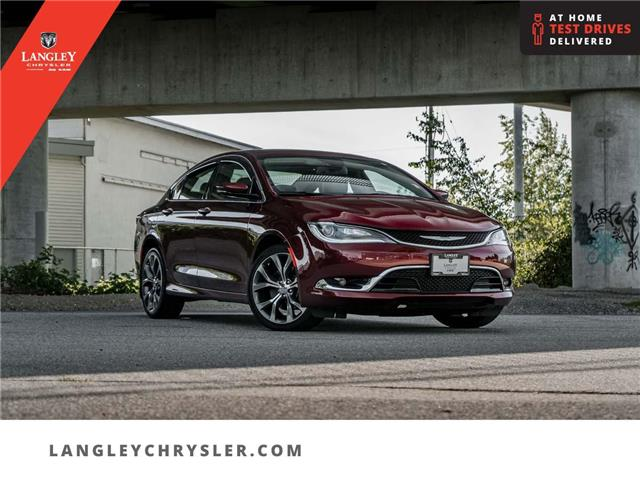2016 Chrysler 200 C (Stk: LC0770A) in Surrey - Image 1 of 28