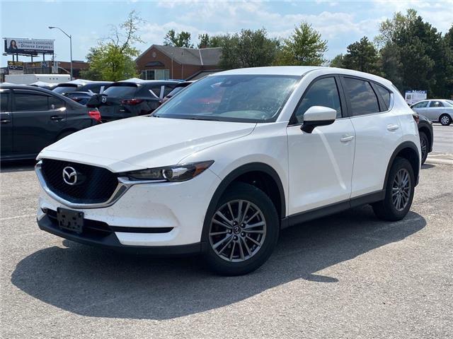 2018 Mazda CX-5 GS (Stk: P3577) in Toronto - Image 1 of 13