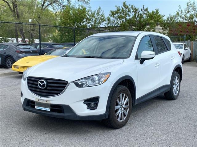 2016 Mazda CX-5 GS (Stk: 21295A) in Toronto - Image 1 of 19