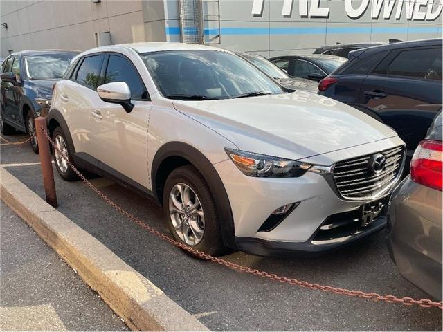2019 Mazda CX-3 GS (Stk: 16653) in Toronto - Image 1 of 14