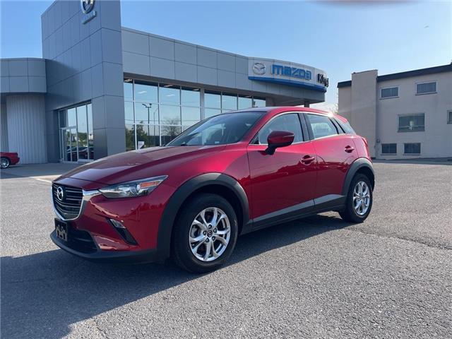 2019 Mazda CX-3 GS (Stk: 21c040a) in Kingston - Image 1 of 16