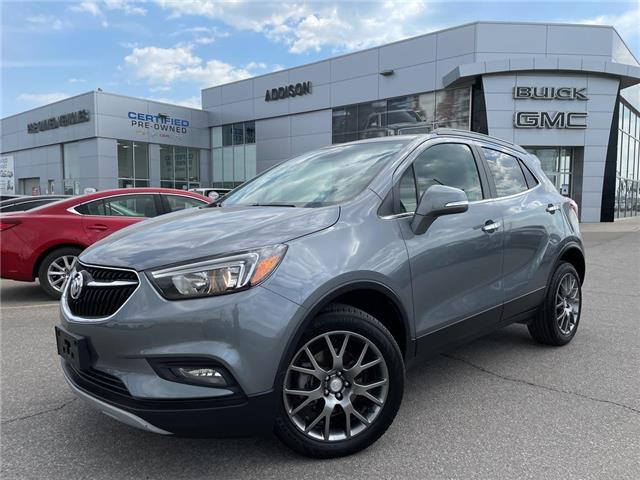 2019 Buick Encore Sport Touring (Stk: U852332) in Mississauga - Image 1 of 21