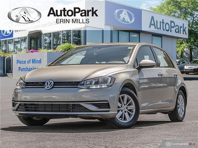 2019 Volkswagen Golf 1.4 TSI Comfortline (Stk: 24139AP) in Mississauga - Image 1 of 26