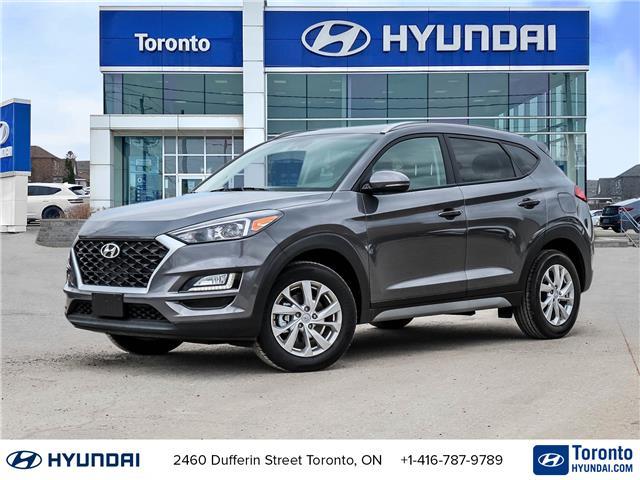 2021 Hyundai Tucson Preferred (Stk: U07149) in Toronto - Image 1 of 30