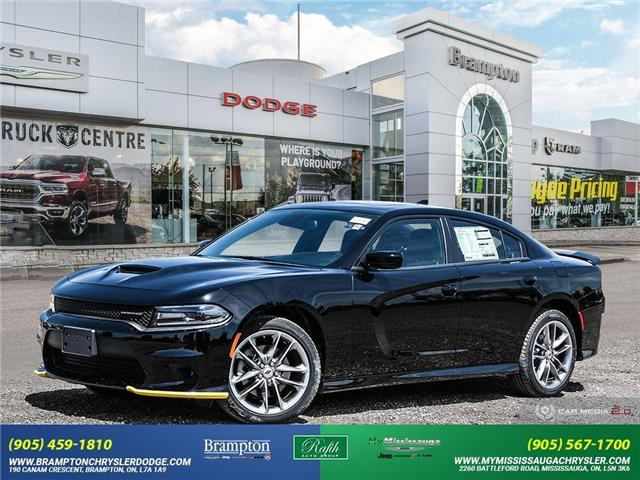 2021 Dodge Charger GT (Stk: 21566) in Brampton - Image 1 of 30