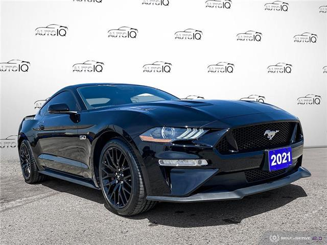 2021 Ford Mustang GT Premium (Stk: 1220B) in St. Thomas - Image 1 of 29