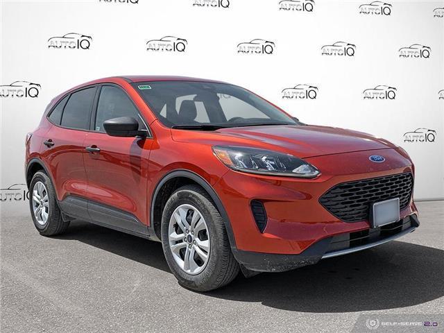 2020 Ford Escape S Orange