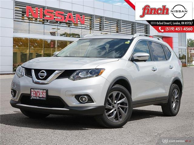 2016 Nissan Rogue  (Stk: 16127-A) in London - Image 1 of 27