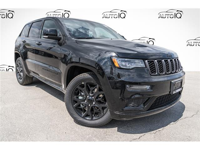 2021 Jeep Grand Cherokee Limited (Stk: 35085) in Barrie - Image 1 of 26