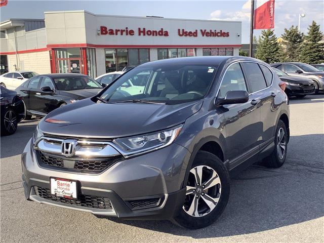 2018 Honda CR-V LX (Stk: 11-U18591) in Barrie - Image 1 of 21
