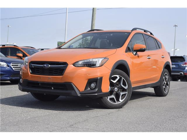 2018 Subaru Crosstrek Limited (Stk: 18-P2525) in Ottawa - Image 1 of 26