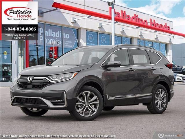 2021 Honda CR-V Touring (Stk: 23300) in Greater Sudbury - Image 1 of 23