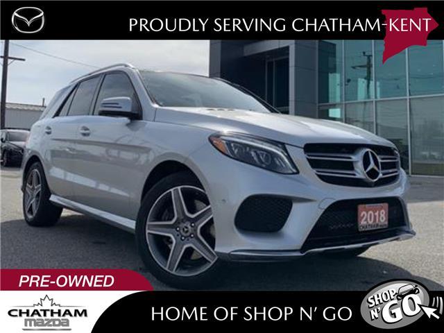 2018 Mercedes-Benz GLE 400 Base (Stk: UM2622) in Chatham - Image 1 of 29