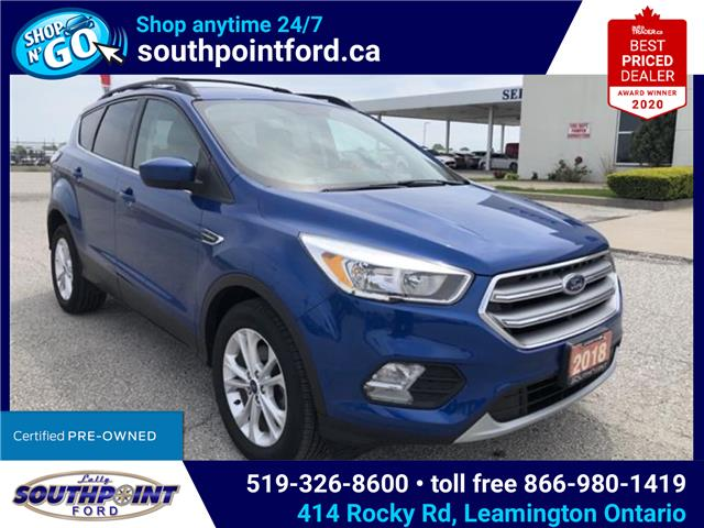 2017 Ford Escape SE (Stk: S6960A) in Leamington - Image 1 of 25