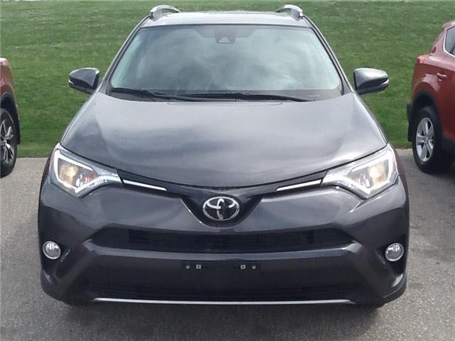 2018 Toyota RAV4 XLE (Stk: p21066) in Owen Sound - Image 1 of 12
