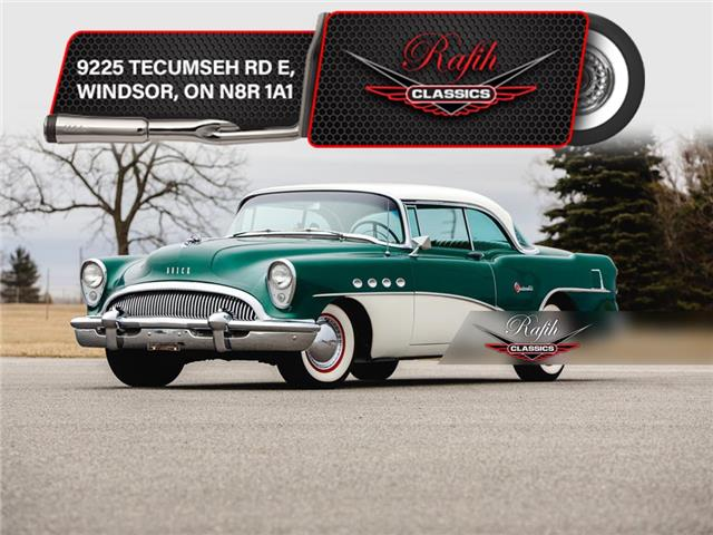 1954 Buick Roadmaster Coupe  (Stk: PM 7749) in Windsor - Image 1 of 28