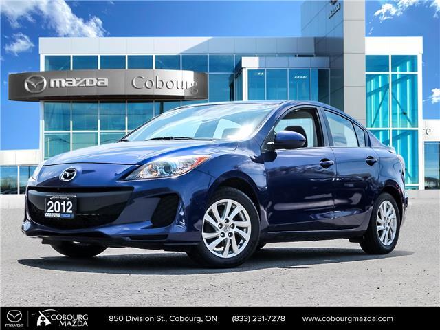 2012 Mazda Mazda3 GS-SKY (Stk: 21089B) in Cobourg - Image 1 of 25