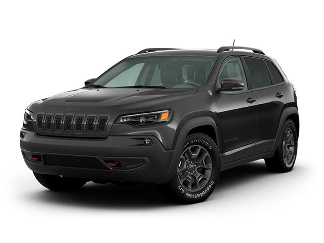 2021 Jeep Cherokee Trailhawk (Stk: M0432) in Québec - Image 1 of 1