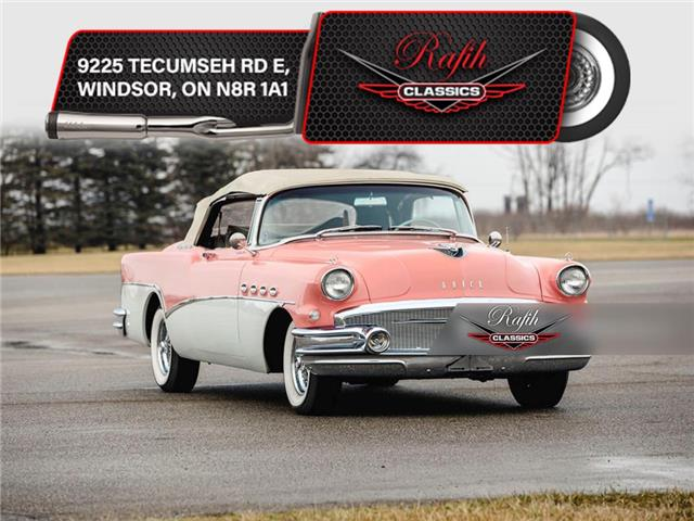 1956 Buick Roadmaster Convertible (Stk: PM7743) in Windsor - Image 1 of 26
