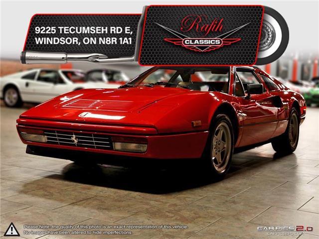 1987 Ferrari 328 GTS - (Stk: PM7061) in Windsor - Image 1 of 25