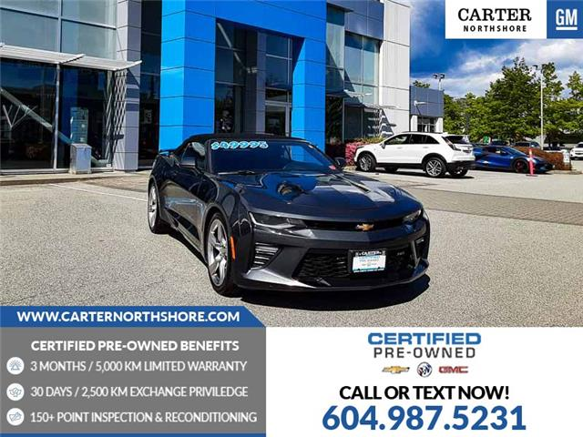 2017 Chevrolet Camaro 1SS (Stk: 975500) in North Vancouver - Image 1 of 26