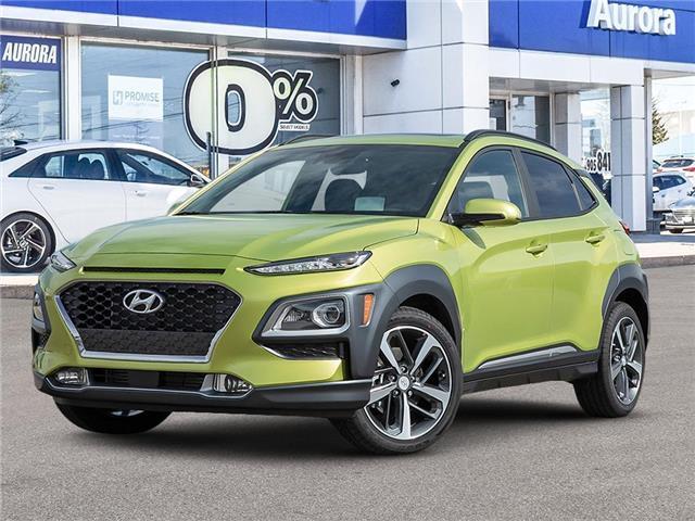 2020 Hyundai Kona  (Stk: 22043) in Aurora - Image 1 of 23