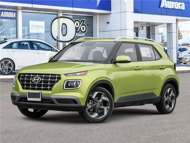 2020 Hyundai Venue  (Stk: 22113) in Aurora - Image 1 of 23