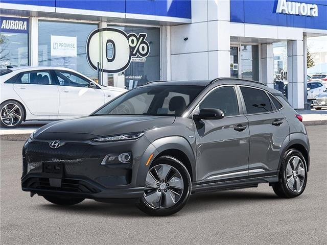 2021 Hyundai Kona EV  (Stk: 22308) in Aurora - Image 1 of 23