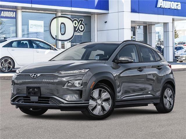 2021 Hyundai Kona EV  (Stk: 22428) in Aurora - Image 1 of 22