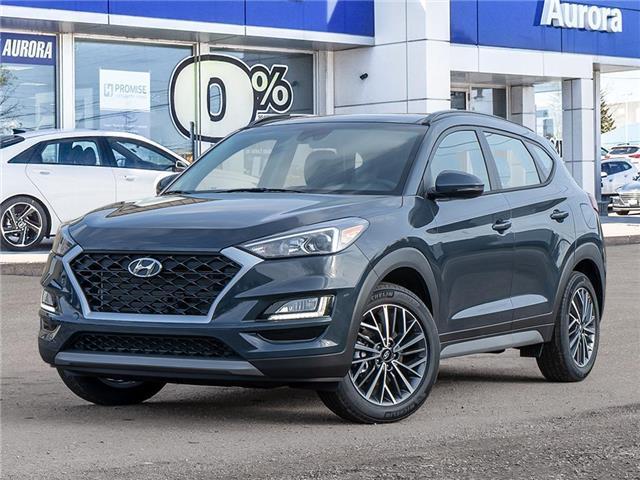 2021 Hyundai Tucson  (Stk: 22483) in Aurora - Image 1 of 23