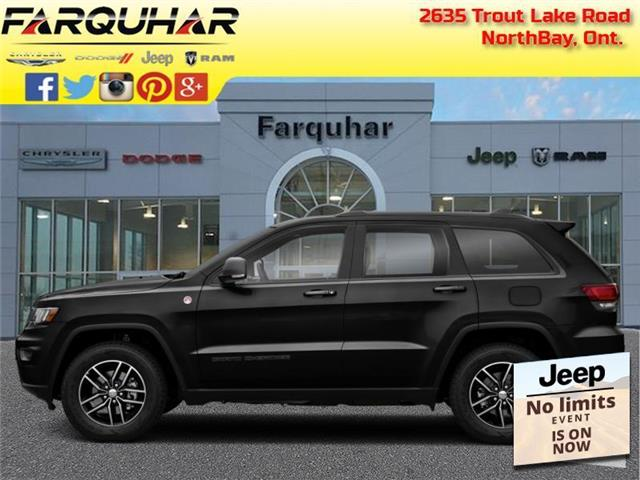 2021 Jeep Grand Cherokee Trailhawk (Stk: 21232) in North Bay - Image 1 of 1