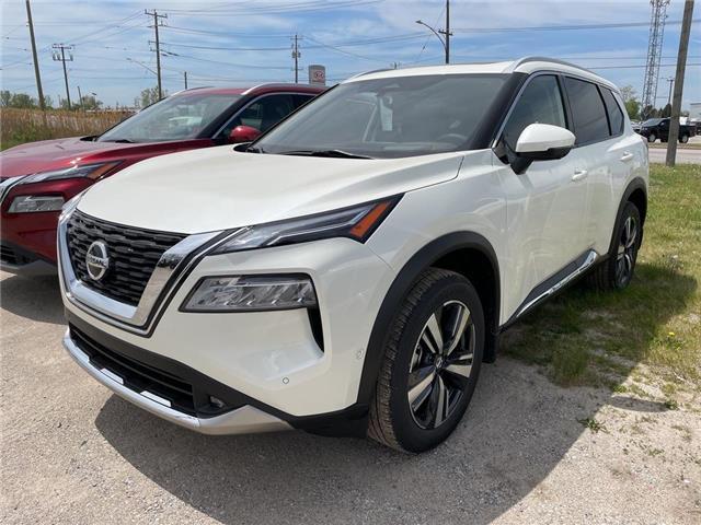 2021 Nissan Rogue Platinum (Stk: 21133) in Sarnia - Image 1 of 5