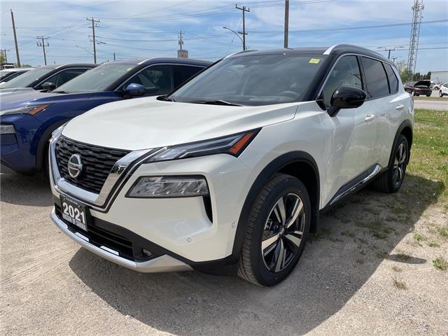 2021 Nissan Rogue Platinum (Stk: 21135) in Sarnia - Image 1 of 5
