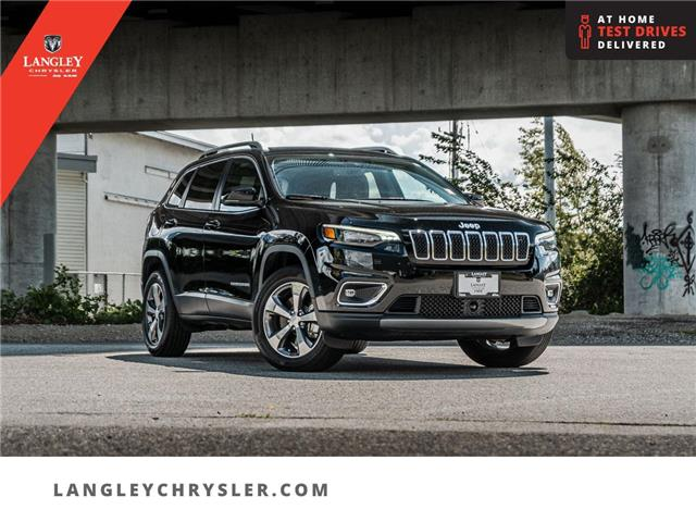 2020 Jeep Cherokee Limited (Stk: LC0795) in Surrey - Image 1 of 29