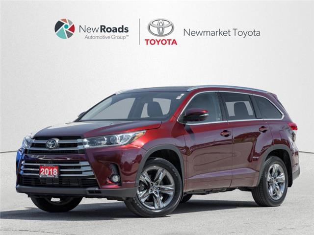 2018 Toyota Highlander Limited (Stk: 362091) in Newmarket - Image 1 of 29