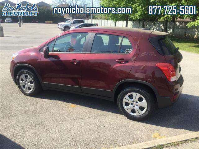 2017 Chevrolet Trax LS (Stk: P6721) in Courtice - Image 1 of 9