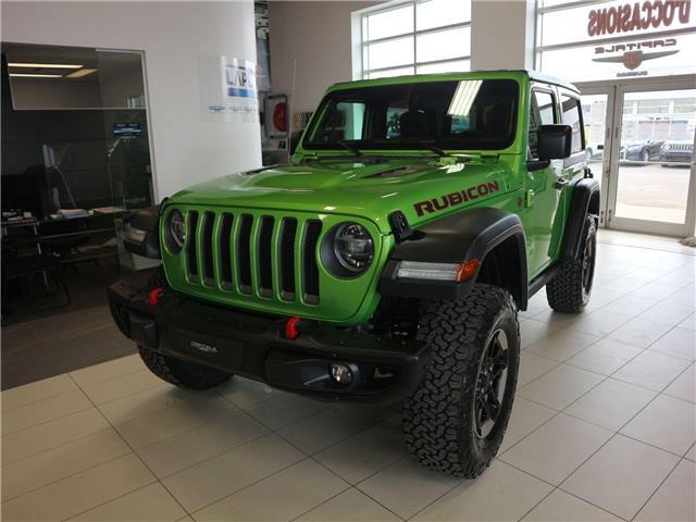 2018 Jeep Wrangler Rubicon 1C4HJXCN0JW307215 906 in Québec
