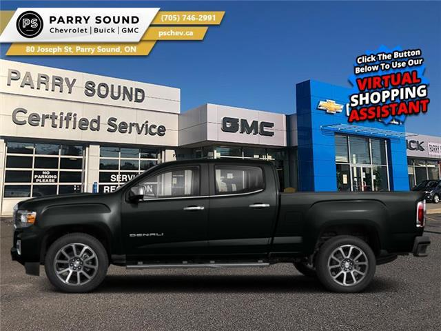 2021 GMC Canyon Denali (Stk: 21801) in Parry Sound - Image 1 of 1